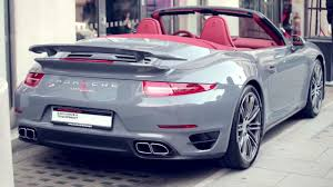 porsche nardo grey custom ordering a 981 u0027porsche exclusive u0027 and you