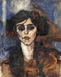 Seeking Maude Ritratto Di Maude Abrantes 1907 Amedeo Modigliani