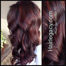 best 25 red balayage highlights ideas on pinterest dying hair
