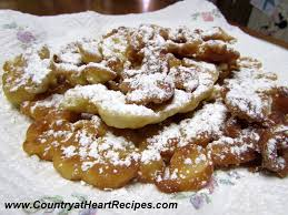 country at heart recipes county fair funnel cakes