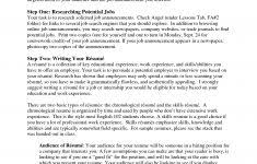 Paraprofessional Resume Sample by Writing A Professional Resume Inspiredshares Com