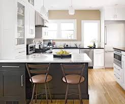 Two Color Kitchen Cabinet Ideas Two Tone Kitchen Cabinets Design Ideas