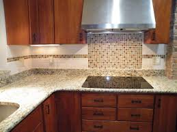 Kitchen Tile Ideas With White Cabinets Backsplashes Kitchen Backsplash Custom Tiles White Cabinets Dark
