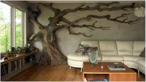 home decor tree wall painting diy teen room decor diy room decor