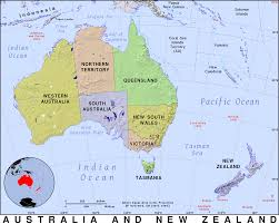 map of austrilia australia and new zealand domain maps by pat the free