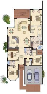Florida Floor Plans Bimini 55 House Plan In Valencia Cove Boynton Beach Florida