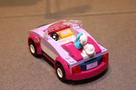 lego sports car 41013 emma u0027s sports car 9 heartlake friends