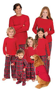 pajamagram flannel stewart plaid matching family