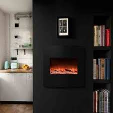 Wall Electric Fireplace Garibaldi Wall Mounted Electric Fireplace Review 33 Inch Curved