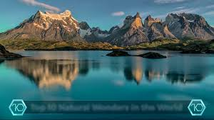 top 10 natural wonders of the world in video 4k youtube