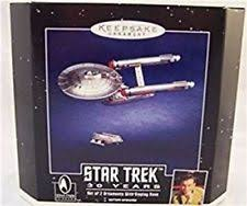 hallmark trek ornaments ebay