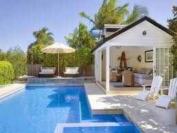 Backyard Cabana Ideas 133 Best Pools Images On Pinterest Architecture Landscaping And