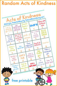25 best random acts of kindness ideas for preschoolers
