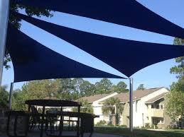 Triangle Awnings Canopies Quictent 12 U0027 16 5 U0027 18 U0027 20 U0027 Triangle Sun Shade Sail Outdoor Patio