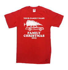matching family christmas shirts custom family by cherrytees