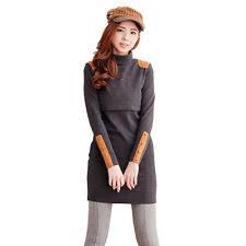 winter maternity clothes maternity nursing dresses ebay