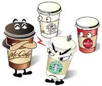 Coffee War mcdonald s triggers coffee war