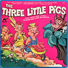 rocking horse players orchestra pigs