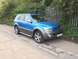 2005 kia sorento 2 5 crdi xse diesel 4x4 low mileage only 78k in
