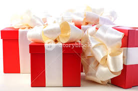 gift wrapped boxes bright festive gift boxes beautifully wrapped in