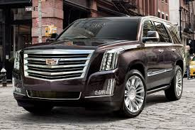 cadillac escalade 2018 cadillac escalade discounted as lincoln navigator looms