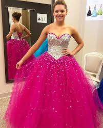 long pink poofy prom dresses dress womans life