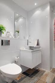 scandinavian bathroom shower ideas with minimalist interior design