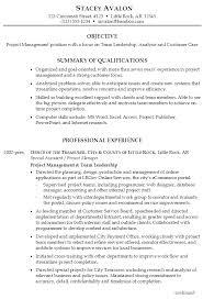leadership resume samples gallery creawizard com