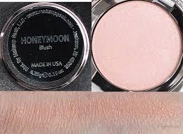 makeup geek honeymoon swatches review