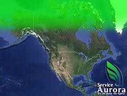 Northern Lights Forecast Alaska Northern Lights Forecast