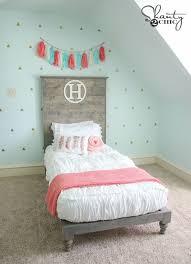 Child Bed Frame Headboards For Inside Best 25 Platform Bed Ideas On