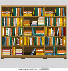 bookshelf stock images royalty free images vectors