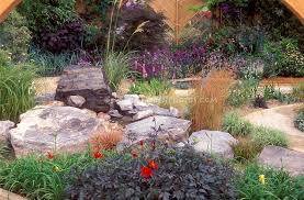 garden design using grasses interior design