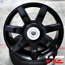 cadillac escalade black rims 22 ca80 style wheels satin black rims fits cadillac escalade esv