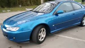 used peugeot 406 peugeot 406 coupe ultima edizione 2 2 hdi youtube