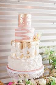 bridal cakes 50 of the prettiest pink wedding cakes onefabday