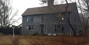 Saltbox Colonial Historic House Blog Threatened C 1720 Saltbox In Seekonk