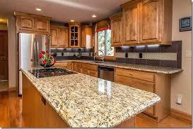 oak cabinets with granite granite countertops with oak cabinets gorgeous design ideas granite
