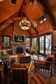 Dream Living Rooms - beaux r u0027eves dream mountain cabin