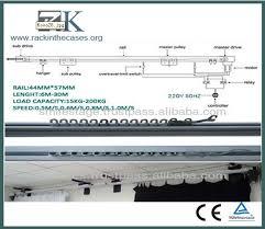 Motorized Curtain Track System Motorized Curtain Track Motorized Curtain Track Suppliers And