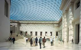 great court at the british museum foster and partners arch2o com