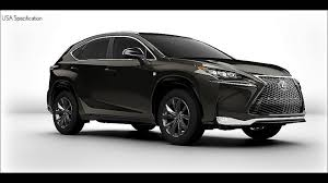 lexus full website 2015 lexus nx configurator now on lexus international website