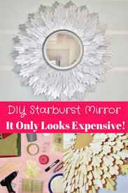 Mirrored Wall Decor by Best 25 Mirror Crafts Ideas On Pinterest Mirror Ideas Spoon