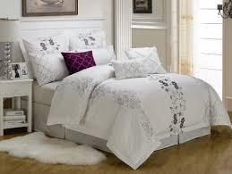 King Size Silk Comforter Duvet Cream Colour Stylish Crinkle Textured Faux Silk Duvet