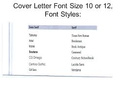 homely idea font size for cover letter 14 and spacing resume cv