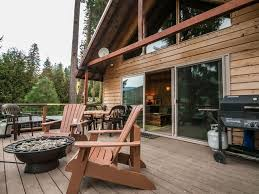 relax at the journey u0027s end on fish lake homeaway leavenworth