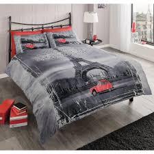 Eiffel Tower Bed Set Paris Bedding Blog