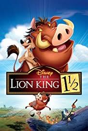 lion king 1 1 2 video 2004 imdb