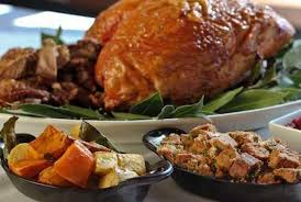where to eat thanksgiving dinner if you re not at home