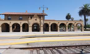 Amtrak Interactive Map by Santa Barbara Amtrak Train